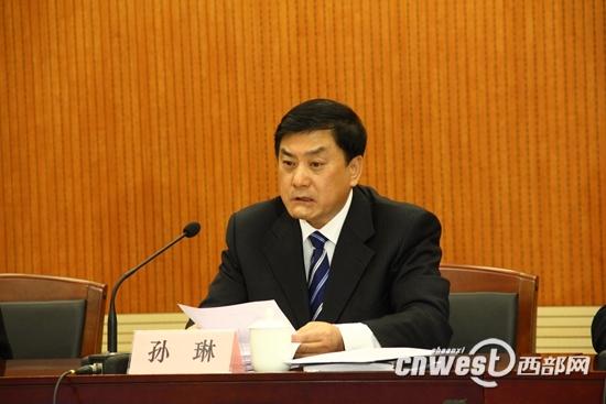 陕西省委网信办、省互联网信息办公室主任孙琳通报有关情况。