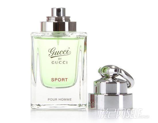 Gucci 经典男士运动淡香水 690RMB/50ml