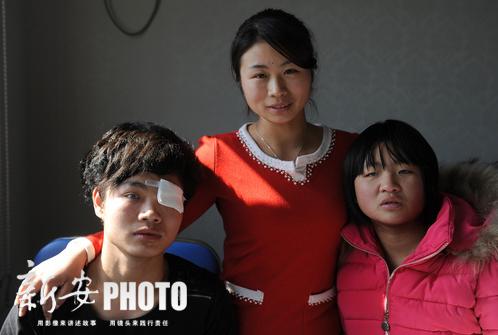 安徽省眼角膜供体严重不足 6年多仅有100多例捐献