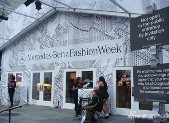 2梅赛德斯奔驰不再赞助纽约时装周