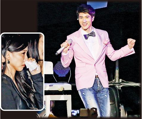 王力宏于情人节举行新歌发布音乐会