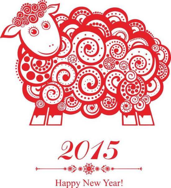 外媒纠结中国羊年是指哪种羊