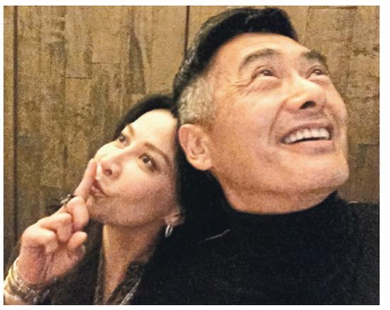钟楚红刘嘉玲捕获周润发图片