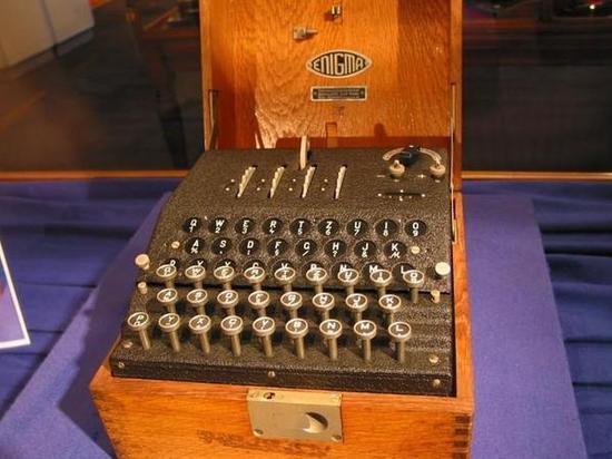 恩尼格码密码机