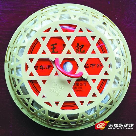 王兴记小笼换装引热议 四五年前就用塑料包装