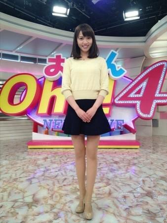 她常穿短裙在节目上亮相,没想到遭到嫌犯不满,2014年9月遭到死亡警告。