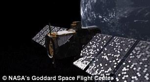 CALIPSO卫星每秒能发出20个激光脉冲,每个脉冲的长度只有十亿分之二十秒。
