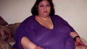美国女子冈萨雷斯以前体重1000磅