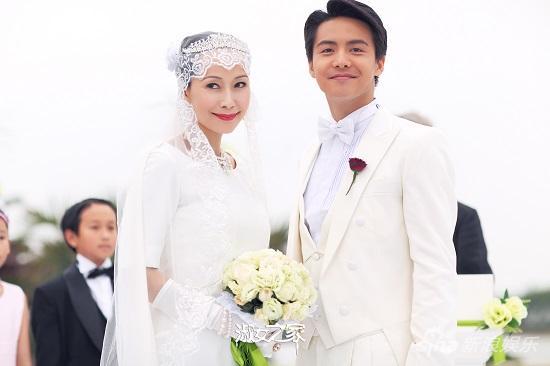 沈碧云和苏志文的婚礼