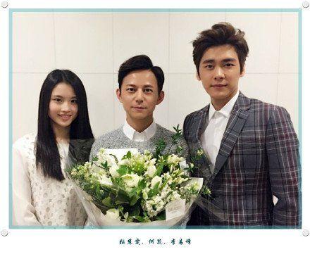 该片由李易峰、张慧雯主演