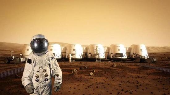 在登陆火星以及建立火星殖民地这样庞大的任务前景前面,这样一个小小的基金会真的显得势单力薄。