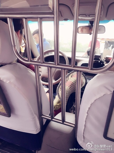 何炅当导演又客串出租车司机