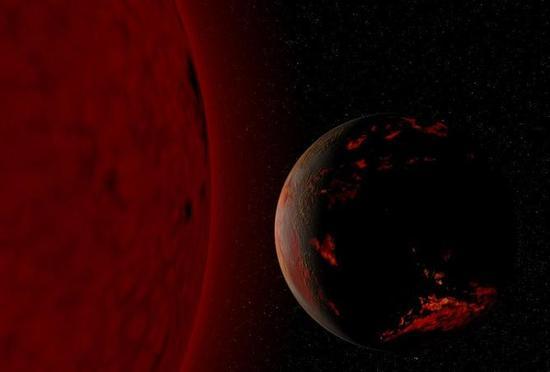 随着太阳演变成红巨星,地球的海洋就将沸腾、蒸发并消失,变得不再适合人类居住。
