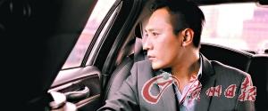 刘烨的新片《北京,纽约》正在热映。