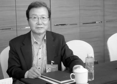 中国驻日本大使程永华 新文化特派北京记者袁静伟摄