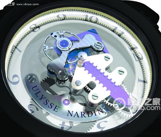 钟表零件大进级 机芯部件里不单只有金属