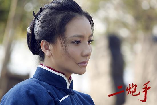 孙茜饰杨巧儿
