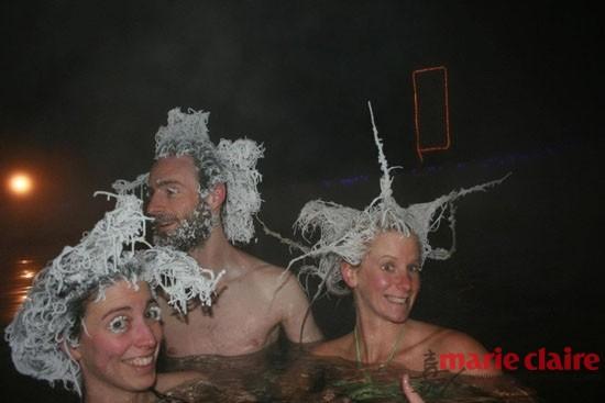冻头发大赛太伤发 寒冷天气怎样保护秀发