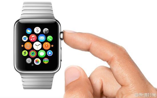 【新时尚】科技圈风暴刮到钟表圈 苹果表是苹果还是手表?