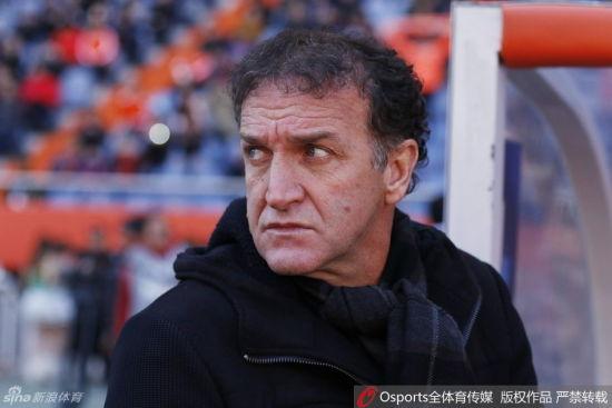 库卡:对蒙蒂略做法失望 鲁能应成中国足球标杆