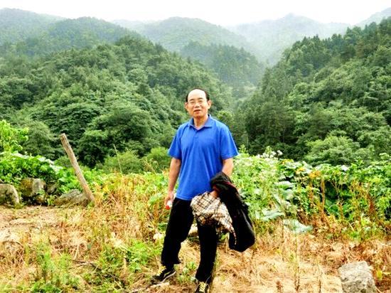 通过跑马运动,徐志庆的身体状况已经在很大程度上得到改善