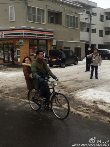 该片在日本取景