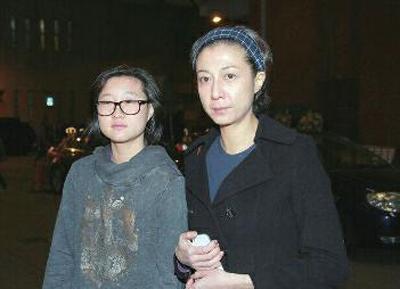 吴绮莉与女儿吴卓林