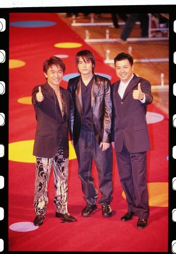 周杰伦、杨峻荣、吴宗宪曾是合作的铁三角