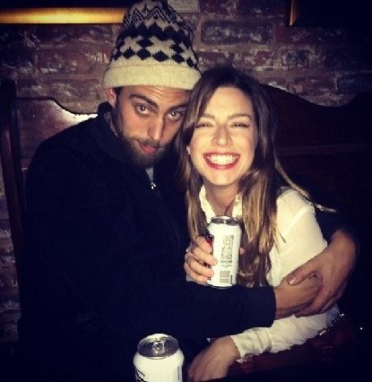 美国小哥Matt和他的女友