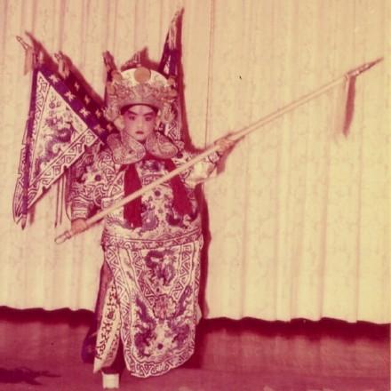 蔡康永8岁旧照