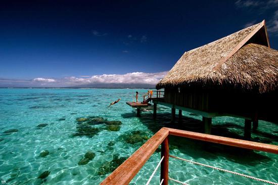 最美蜜月海岛推荐 亲近纯净天堂