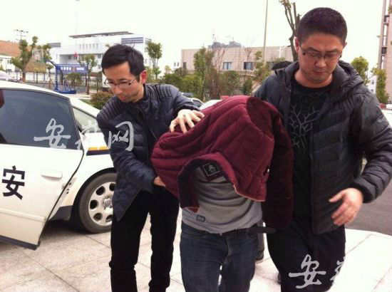 嫌烦被押解回安庆