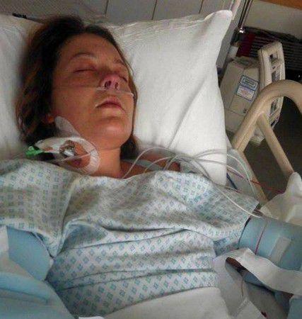 女子因使用棉条后陷入昏迷(图片来自参考消息)