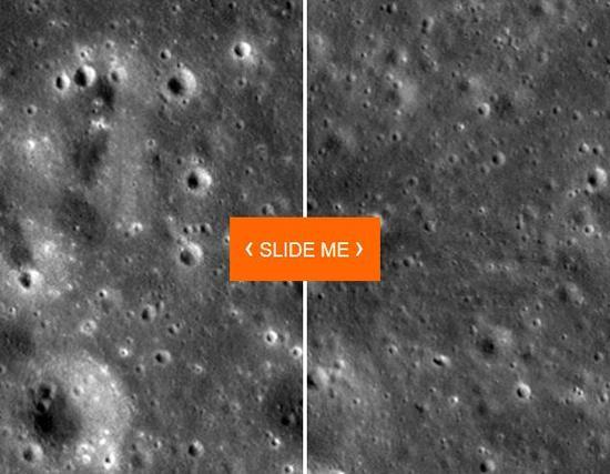 通过比较撞击前后拍摄的照片,科学家发现了月球表面出现的一道新伤疤。2013年3月17日,一个巨砾大小的物体在撞击月球表面后发生爆炸。这是有记录以来在月表发生的规模最大的爆炸。此次撞击形成这道新伤疤