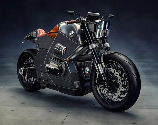 宝马的汽车举世闻名,其实他们也生产摩托车,并且也相当不错。    宝马旗下的摩托车生产线诞生于上世纪20年代,至今,仍不断出产独具魅力且外观令人印象深刻的摩托车。    近日,在设计师Jans Slapins 的3D建模下,一款摩托车概念模型诞生了,它的名字是Urban Racer Concept,外观灵感来自隐形战斗机,并配备有手工缝制的真皮座椅及一些木质配件,搭载有1200cc的双缸发动机,输出规格为115马力。    即便还没量产,但摆在那看起来就相当吸引人。    征稿启事:    《识趣》是个