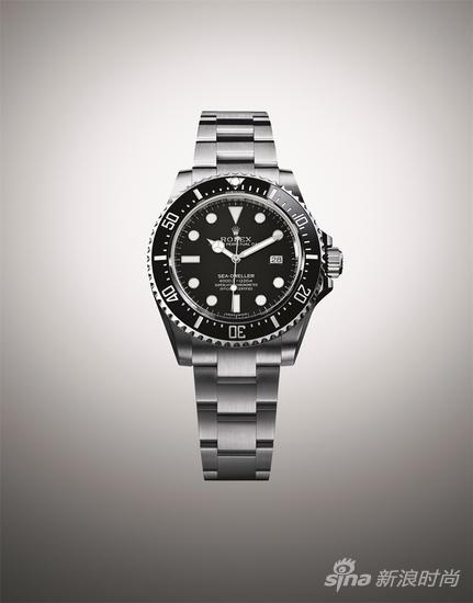 2015巴塞尔劳力士新品:深海潜航型腕表