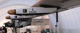 最大太阳能飞机3月26日到中国