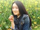 43岁杨钰莹花海扮嫩