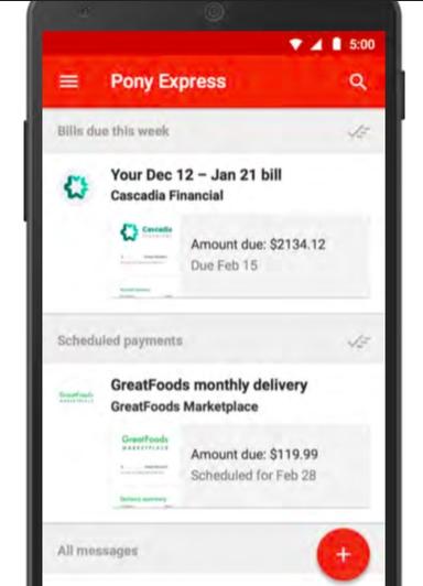 谷歌新服务:Gmail里可以直接交水电费了