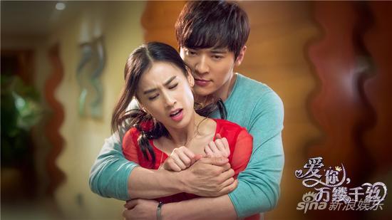 《爱你,万缕千丝》3月29开播 黄圣依情陷虐心男神团