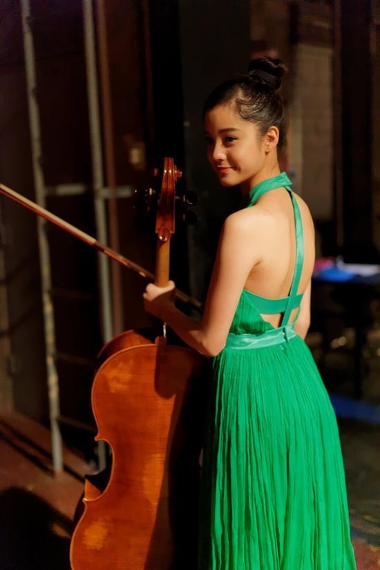 欧阳娜娜将登国家大剧院办独奏音乐会图片