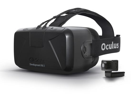 Oculus虚拟现实眼镜