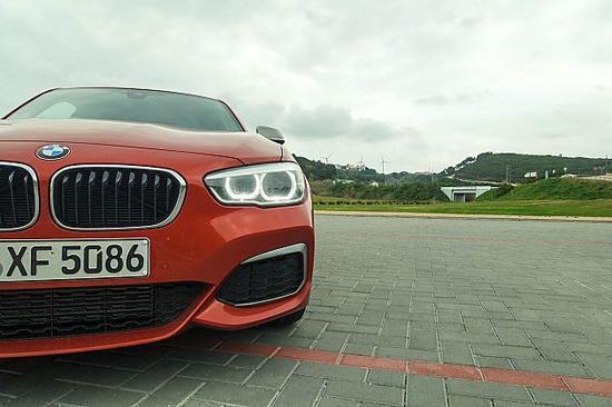 颜值升级 乐趣如一 试驾新BMW M135i