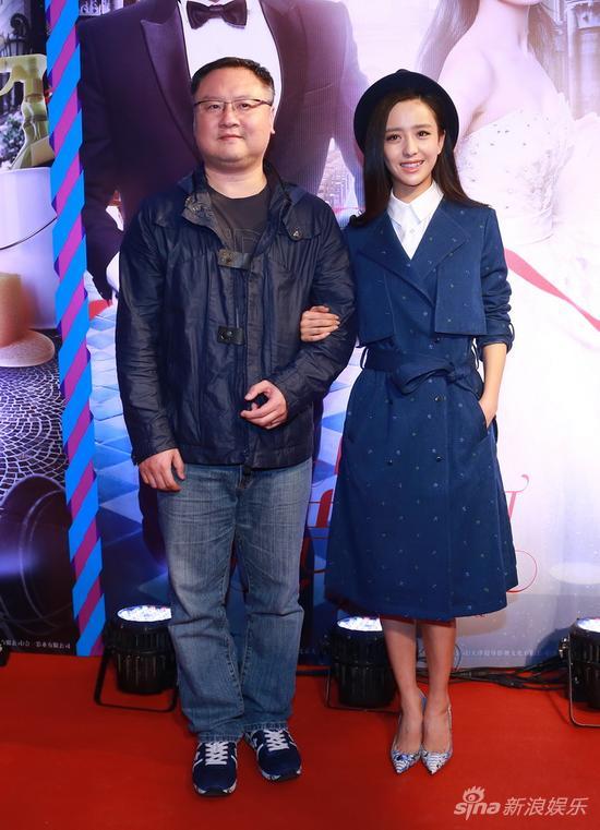 滕华涛、佟丽娅
