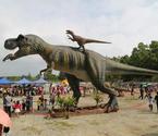 明升备用网址最大恐龙主题公园