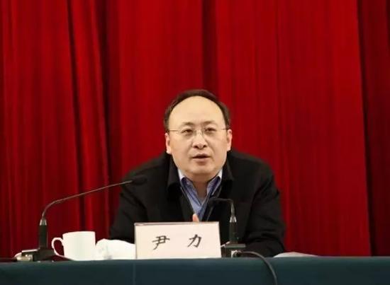 尹力任四川省委副书记
