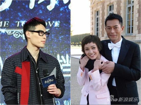 郭采洁和杨佑宁爆发情变,传出是因为受不了和男友聚少离多,又和古天乐越走越近所致。