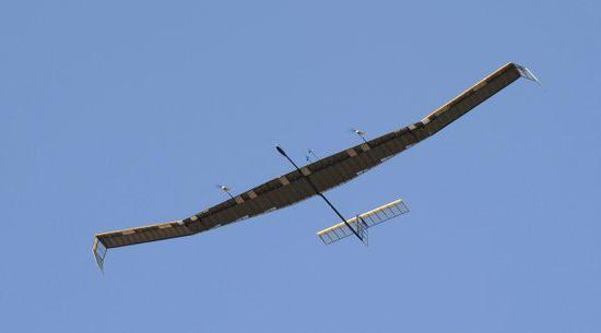 澤弗太陽能無人機