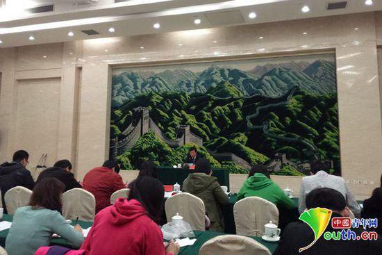 中国青年网记者 康佳 摄