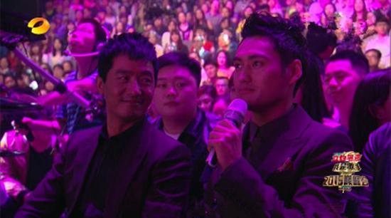 韩红压轴《我是歌手》 亲呼郭晓东自家人